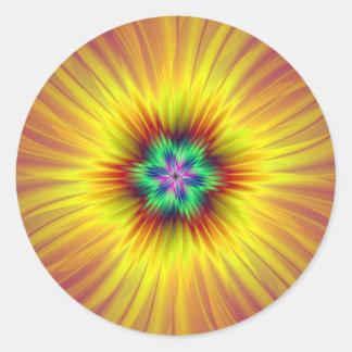 Supernova Sticker