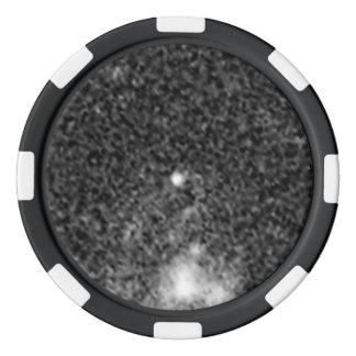 Supernova Tiberius (después de arrebato) Fichas De Póquer