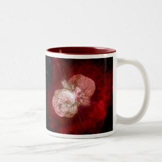 Supernova Two-Tone Coffee Mug