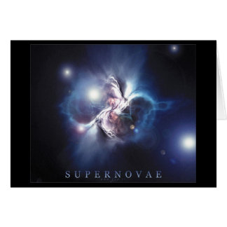 Supernovae Card