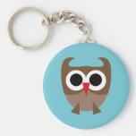 SuperOwl1 Keychain