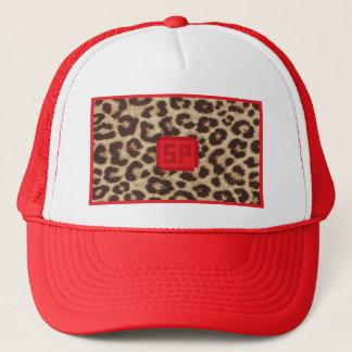SuperPayce Leopard Trucker Hat
