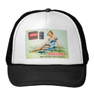 Superpila Batteries Trucker Hat