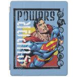 Superpoderes Cubierta De iPad