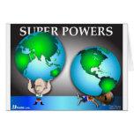 Superpoderes Felicitaciones