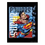 Superpoderes Tarjetas Postales