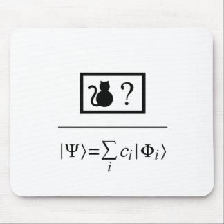 Superposición de Quantum Tapetes De Raton