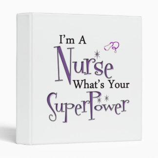 """Superpotencia de la enfermera carpeta 1"""""""