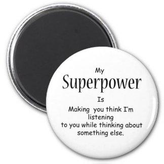 Superpower Magnet