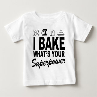 Superpower.png Baby T-Shirt