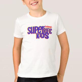 SUPERrific Kids Classic Ringer Tshirt for kids