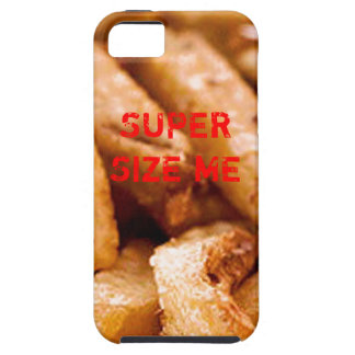 SUPERSIZE MY FRIES iPhone 5 COVERS