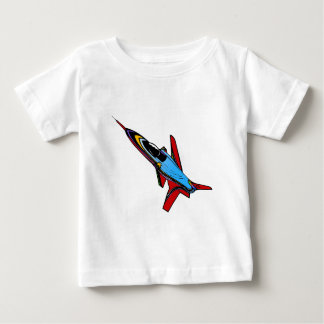 Supersonic Airforce Jet-Fighter Design for Pilots Baby T-Shirt