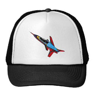 Supersonic Airforce Jet-Fighter Design for Pilots Trucker Hat