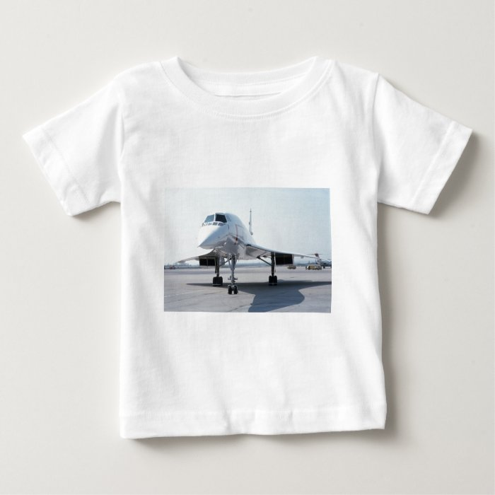 Supersonic Concorde Baby T-Shirt