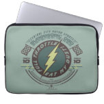 Supersonic Dad - Central City Motor Sports Laptop Sleeve