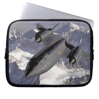 Supersonic Fighter Jet Computer Sleeve
