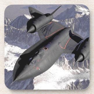 Supersonic Fighter Jet Drink Coaster
