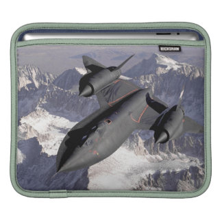 Supersonic Fighter Jet iPad Sleeves