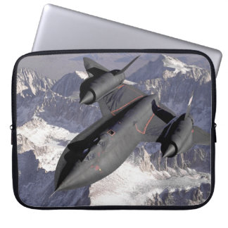 Supersonic Fighter Jet Laptop Sleeve