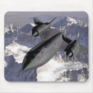Supersonic Fighter Jet Mouse Pad