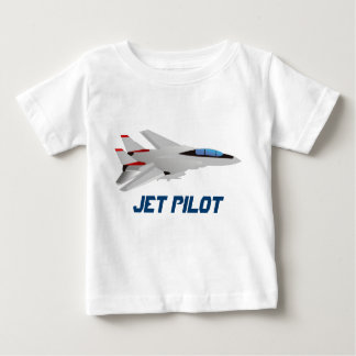 Supersonic Jet-Fighter Design for Kids Baby T-Shirt