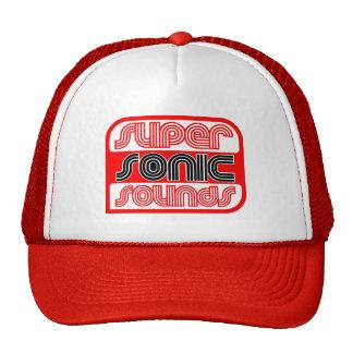 Supersonic Sounds Superstar Deejay Trucker Hat