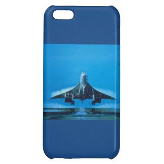 supersonic transport iPhone 5C case