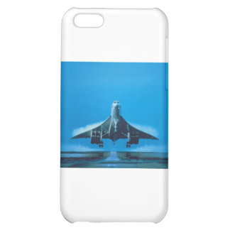 supersonic transport iPhone 5C cover