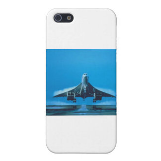 supersonic transport iPhone 5 case