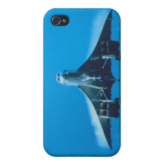 supersonic transport iPhone 4 cases