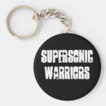 SUPERSONIC WARRIORS - Key Chain