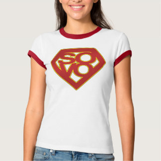 SuperSoVo - Ringer T T-Shirt