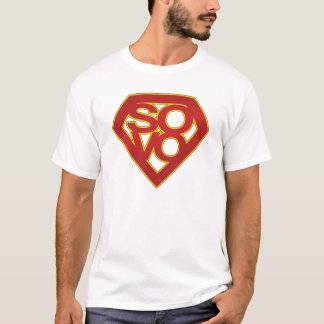 SuperSoVo - Women's Destroyed T T-Shirt