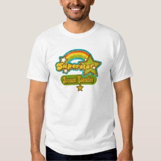 Superstar Account Executive Tee Shirt