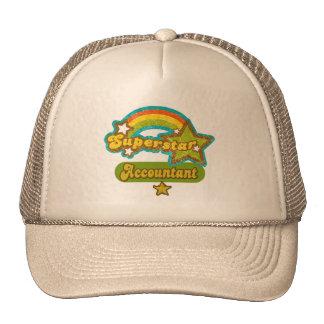 Superstar Accountant Trucker Hats
