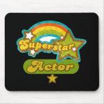 Superstar Actor Mousepad