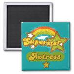 Superstar Actress Magnets