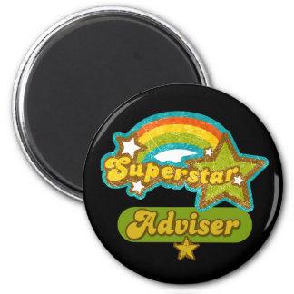 Superstar Adviser Magnet