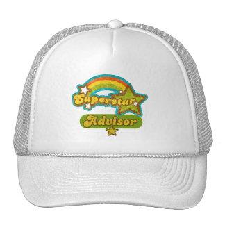 Superstar Advisor Trucker Hats