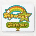 Superstar Advisor Mouse Pads