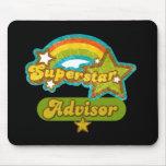 Superstar Advisor Mousepad