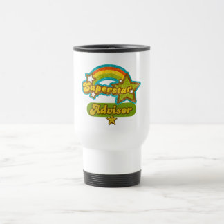 Superstar Advisor Travel Mug