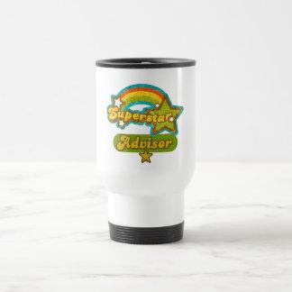 Superstar Advisor Travel Mug