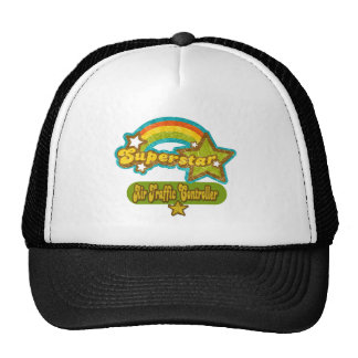 Superstar Air Traffic Controller Trucker Hat