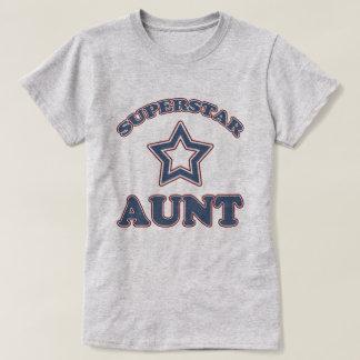 Superstar Aunt T-Shirt