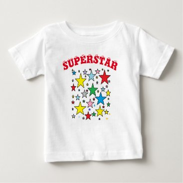 loscrazyavocados Superstar Baby T-shirt