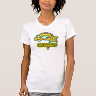 Superstar Biologist Tee Shirt