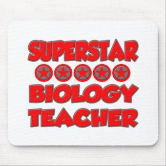 Superstar Biology Teacher Mousepad
