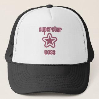 Superstar Boss Trucker Hat